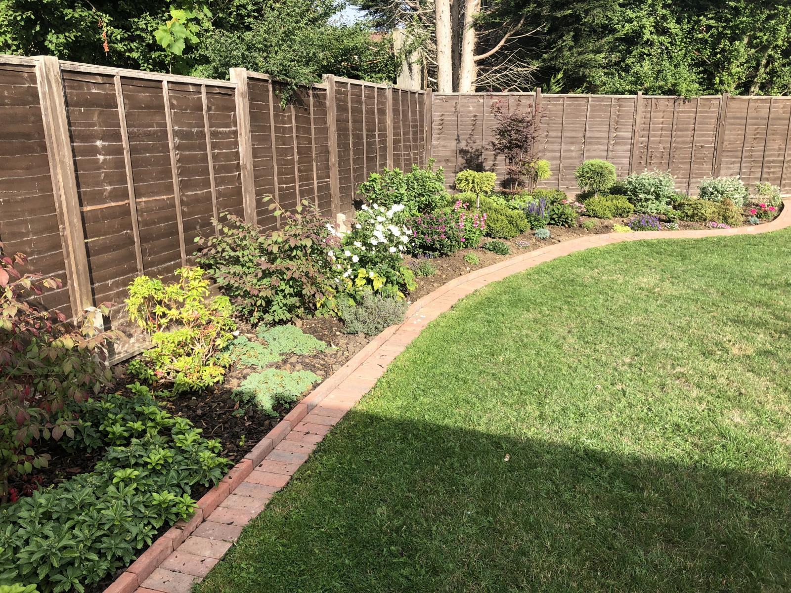 garden maintenance in West London